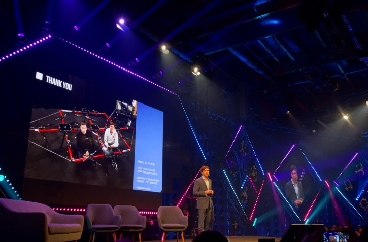 Aerones becomes top 3 startup to pitch at slush - Labs of Latvia