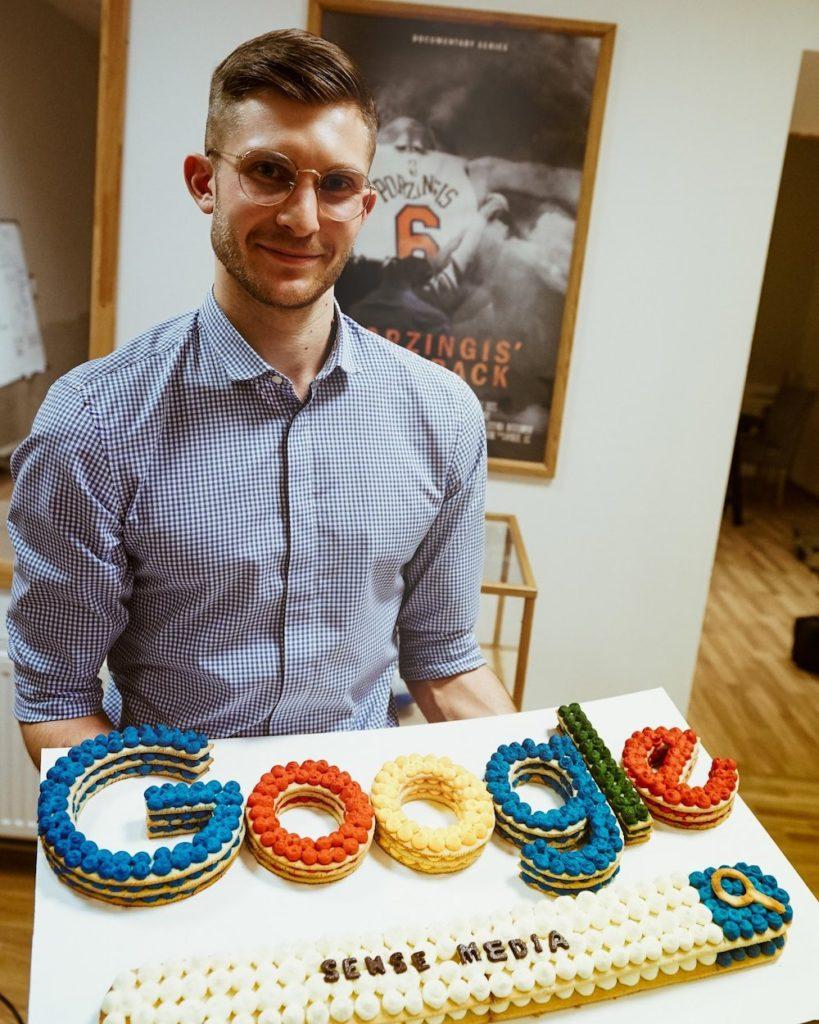 Sense Media & Google